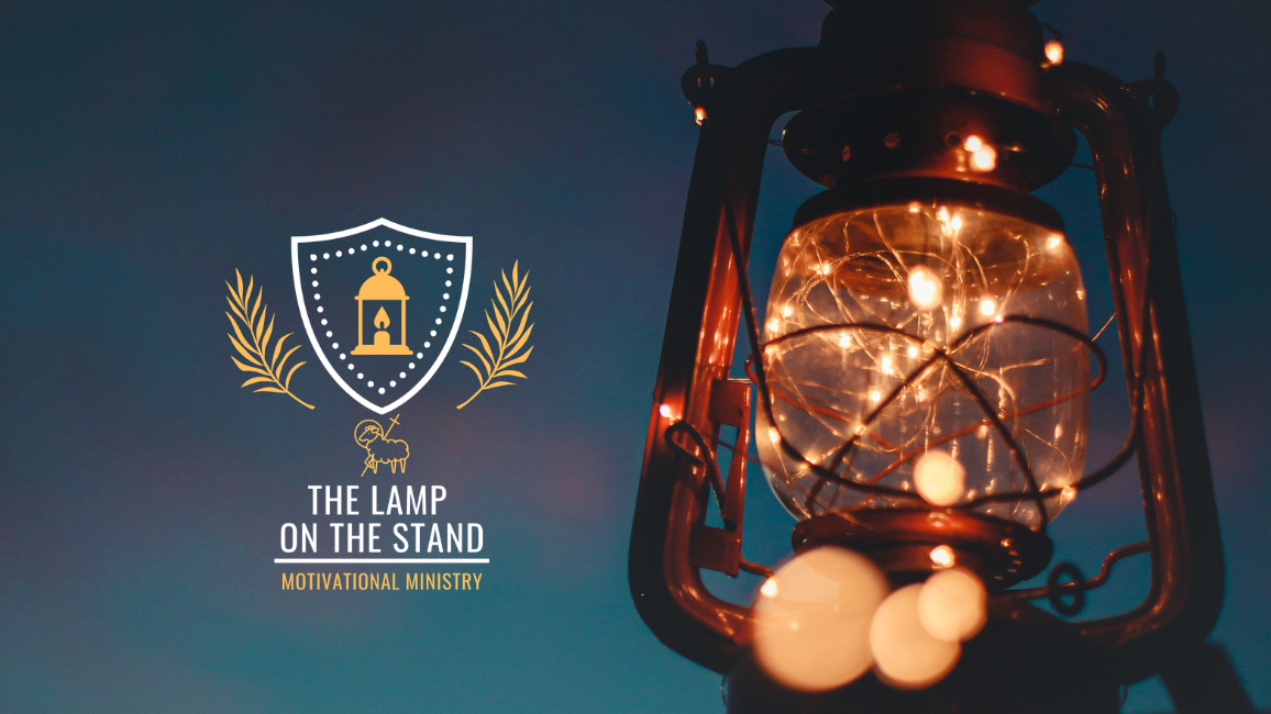THE LAMP ON THE STAND